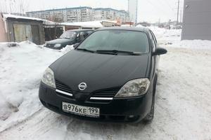 Автомобиль Nissan Primera, хорошее состояние, 2006 года выпуска, цена 340 000 руб., Самара