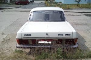 Автомобиль ГАЗ 3102 Волга, битый состояние, 1995 года выпуска, цена 30 000 руб., Мегион