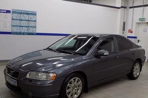 Авто Volvo S60, 2006 года выпуска, цена 479 000 руб., Москва