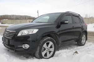 Подержанный автомобиль Toyota RAV4, отличное состояние, 2011 года выпуска, цена 1 150 000 руб., Челябинск