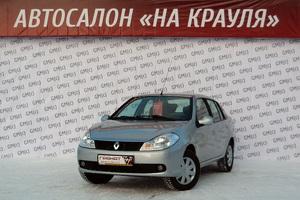Авто Renault Symbol, 2012 года выпуска, цена 339 196 руб., Екатеринбург