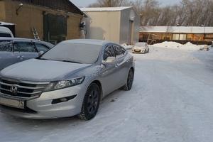Автомобиль Honda Crosstour, отличное состояние, 2011 года выпуска, цена 1 200 000 руб., Челябинск
