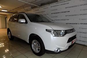 Авто Mitsubishi Outlander, 2014 года выпуска, цена 1 290 000 руб., Москва