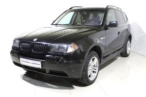 Авто BMW X3, 2006 года выпуска, цена 545 000 руб., Москва
