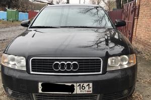 Автомобиль Audi A4, хорошее состояние, 2002 года выпуска, цена 340 000 руб., Ростов-на-Дону