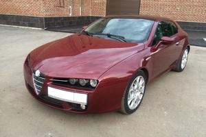 Автомобиль Alfa Romeo Brera, хорошее состояние, 2007 года выпуска, цена 750 000 руб., Москва