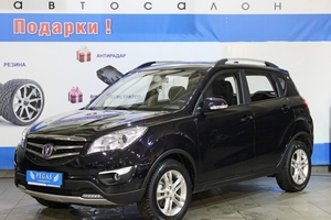 Авто Changan CS35, 2016 года выпуска, цена 739 000 руб., Москва