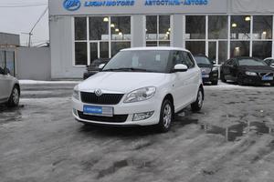 Авто Skoda Fabia, 2011 года выпуска, цена 435 000 руб., Санкт-Петербург