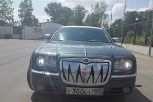 Подержанный автомобиль Chrysler 300C, хорошее состояние, 2006 года выпуска, цена 590 000 руб., Домодедово