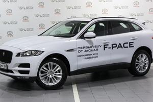 Подержанный автомобиль Jaguar F-Pace, отличное состояние, 2016 года выпуска, цена 4 098 000 руб., Сургут