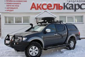 Авто Mitsubishi L200, 2013 года выпуска, цена 1 290 000 руб., Киров