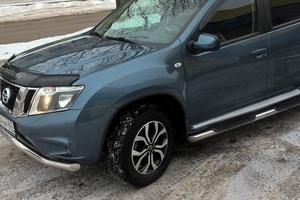 Подержанный автомобиль Nissan Terrano, отличное состояние, 2014 года выпуска, цена 800 000 руб., Смоленск