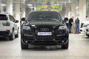 Авто Audi Q7, 2011 года выпуска, цена 1 455 555 руб., Москва