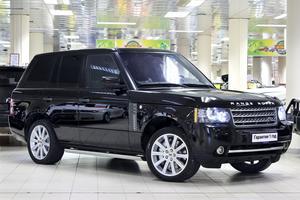 Авто Land Rover Range Rover, 2010 года выпуска, цена 1 355 555 руб., Москва