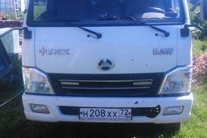 Автомобиль BAW Fenix, хорошее состояние, 2012 года выпуска, цена 450 000 руб., Тюмень