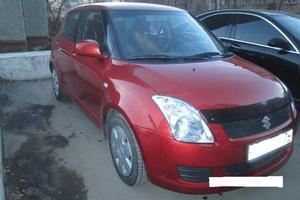 Автомобиль Suzuki Swift, хорошее состояние, 2007 года выпуска, цена 320 000 руб., Челябинск