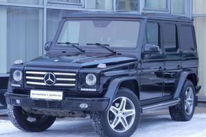 Авто Mercedes-Benz G-Класс, 2015 года выпуска, цена 5 200 000 руб., Санкт-Петербург