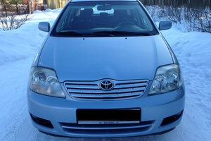 Подержанный автомобиль Toyota Corolla, отличное состояние, 2005 года выпуска, цена 345 000 руб., Орехово-Зуево