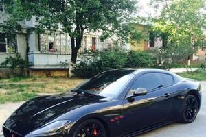 Автомобиль Maserati GranTurismo, отличное состояние, 2008 года выпуска, цена 4 300 000 руб., Краснодар