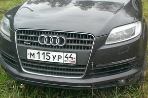 Подержанный автомобиль Audi Q7, хорошее состояние, 2006 года выпуска, цена 845 000 руб., Солнечногорск