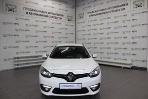 Авто Renault Fluence, 2014 года выпуска, цена 519 000 руб., Уфа