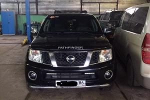 Подержанный автомобиль Nissan Pathfinder, отличное состояние, 2012 года выпуска, цена 1 650 000 руб., Нижневартовск