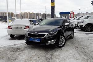 Авто Kia Optima, 2013 года выпуска, цена 990 000 руб., Санкт-Петербург