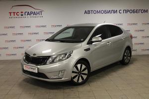 Подержанный автомобиль Kia Rio, отличное состояние, 2012 года выпуска, цена 560 000 руб., Казань