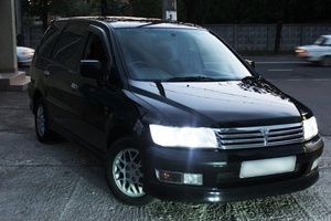 Автомобиль Mitsubishi Chariot, хорошее состояние, 2001 года выпуска, цена 165 000 руб., Нижний Новгород