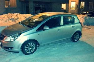 Автомобиль Opel Corsa, отличное состояние, 2008 года выпуска, цена 330 000 руб., Мегион