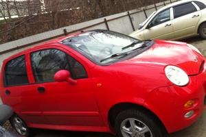 Автомобиль Chery QQ, хорошее состояние, 2007 года выпуска, цена 160 000 руб., Краснодар