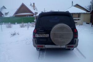 Автомобиль Mitsubishi Montero, хорошее состояние, 2000 года выпуска, цена 310 000 руб., Великий Новгород