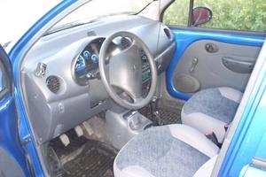 Подержанный автомобиль Daewoo Matiz, отличное состояние, 2011 года выпуска, цена 135 000 руб., Магнитогорск
