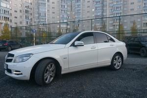 Подержанный автомобиль Mercedes-Benz C-Класс, отличное состояние, 2010 года выпуска, цена 980 000 руб., Сургут