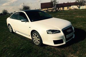 Подержанный автомобиль Audi A6, хорошее состояние, 1999 года выпуска, цена 330 000 руб., Краснодар