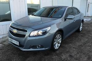 Автомобиль Chevrolet Malibu, отличное состояние, 2012 года выпуска, цена 900 000 руб., Санкт-Петербург