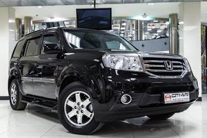 Авто Honda Pilot, 2012 года выпуска, цена 1 398 000 руб., Москва