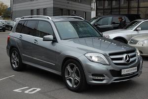 Авто Mercedes-Benz GLK-Класс, 2013 года выпуска, цена 1 450 000 руб., Санкт-Петербург