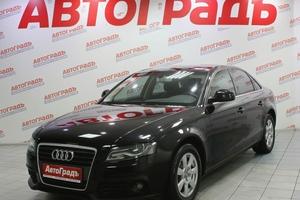 Подержанный автомобиль Audi A4, отличное состояние, 2011 года выпуска, цена 725 000 руб., Москва