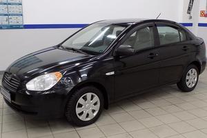 Авто Hyundai Verna, 2008 года выпуска, цена 249 000 руб., Москва