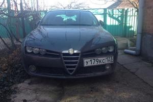 Автомобиль Alfa Romeo 159, плохое состояние, 2008 года выпуска, цена 550 000 руб., Армавир