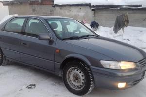 Подержанный автомобиль Toyota Camry, хорошее состояние, 1996 года выпуска, цена 220 000 руб., Челябинск