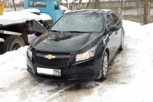 Подержанный автомобиль Chevrolet Cruze, хорошее состояние, 2012 года выпуска, цена 455 000 руб., Ступино