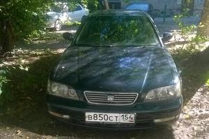 Автомобиль Honda Saber, среднее состояние, 1995 года выпуска, цена 150 000 руб., Барнаул