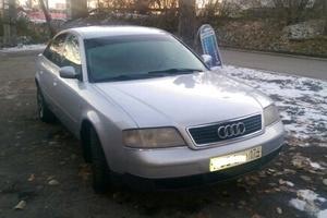 Подержанный автомобиль Audi A6, хорошее состояние, 1998 года выпуска, цена 185 000 руб., Челябинск
