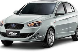 Автомобиль FAW Oley, отличное состояние, 2014 года выпуска, цена 500 000 руб., Волгоград