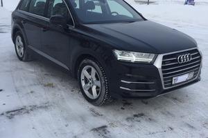 Подержанный автомобиль Audi Q7, отличное состояние, 2015 года выпуска, цена 3 749 000 руб., Видное