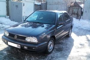 Автомобиль Volkswagen Vento, хорошее состояние, 1996 года выпуска, цена 130 000 руб., Екатеринбург