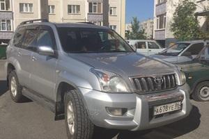Подержанный автомобиль Toyota Land Cruiser Prado, хорошее состояние, 2008 года выпуска, цена 1 300 000 руб., Сургут