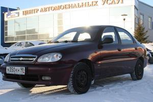 Авто Chevrolet Lanos, 2006 года выпуска, цена 130 000 руб., Санкт-Петербург